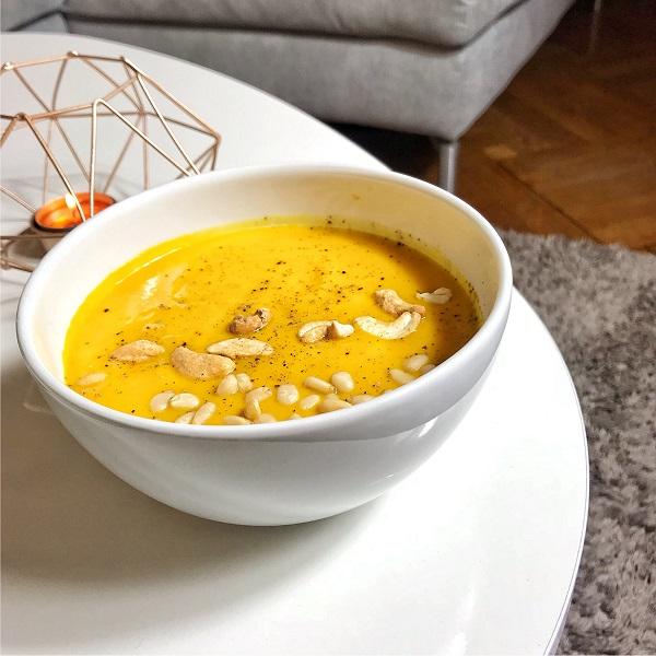 recette de saison automne soupe