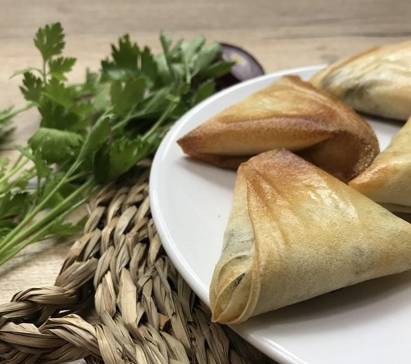 recette de samoussa légumes
