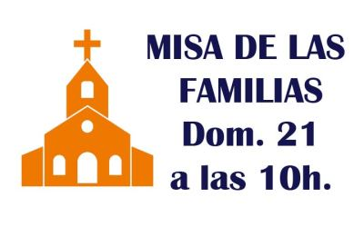 Misa de las Familias
