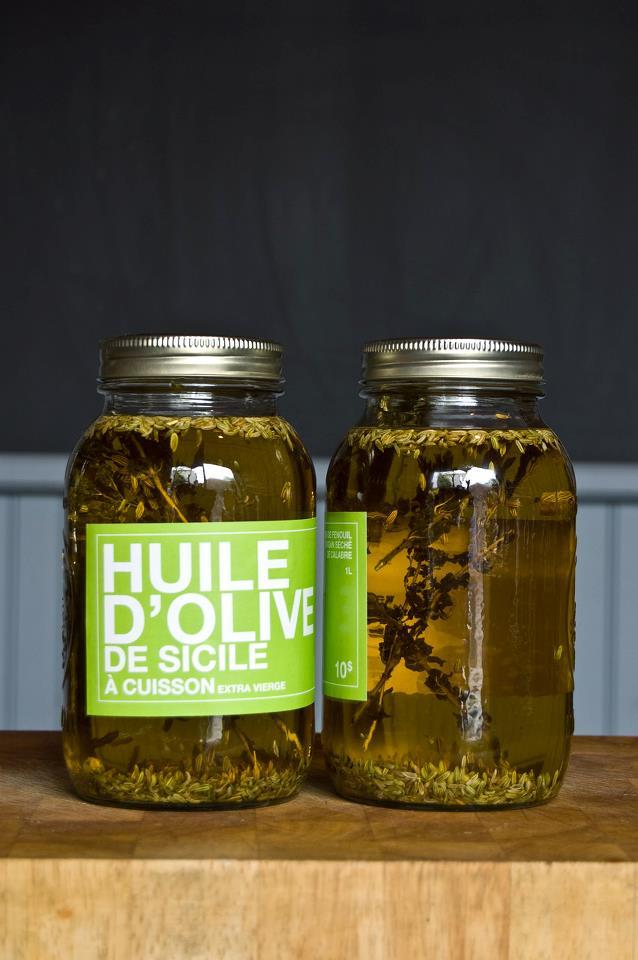 Hule d'olive de Sicile extra vierge, Drogueria fine