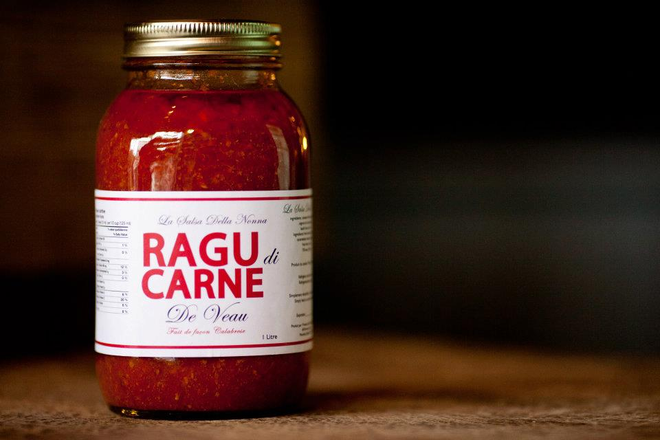 Ragu Di Carne Tomato Sauce.Format 1 liter