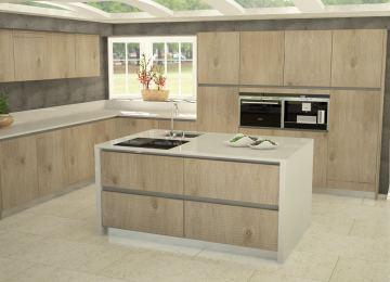 Muebles Cocina Nobilia | Mueble Cocina Compacto 85 000 En Mercado Libre