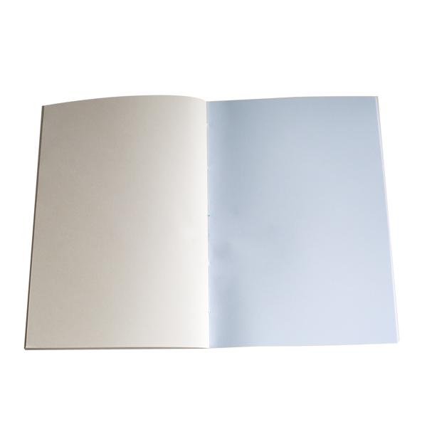 des pages blanches et bleues pour rêver tes envies, tes besoins et tes désirs