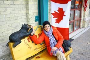 Ruth en Canadá