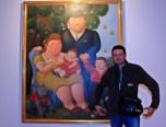 La familia Botero