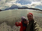laguna del glaciar Grey 1