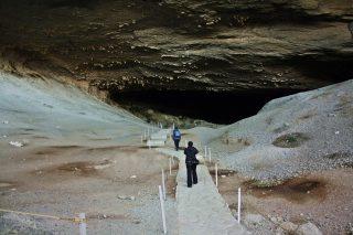 Entrada Cueva del Milodon
