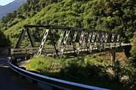 puentes en la costa oeste nz
