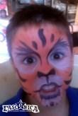 maquillatge tigre