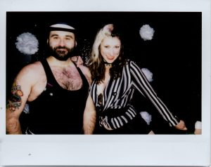 Slap Stick Club Founders, Pierre and Hannah. Interview with Lascivious Marketing