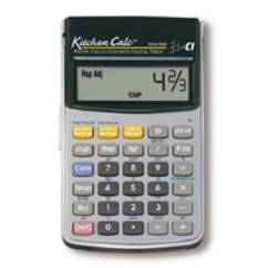 Kitchen Calculator Double Glazed Doors Kitchencalc Recipe Scaling With Built In Digital Timer