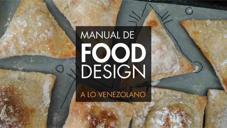 Manual Food Design venezolano