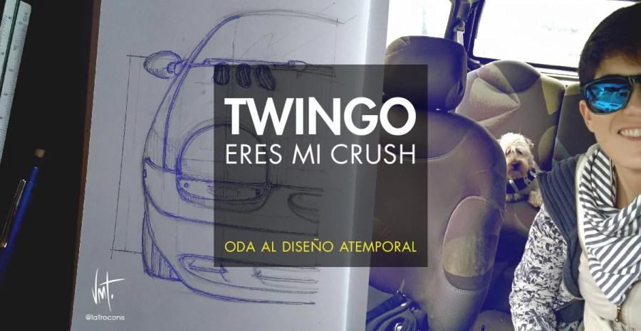 Diseño y Twingo