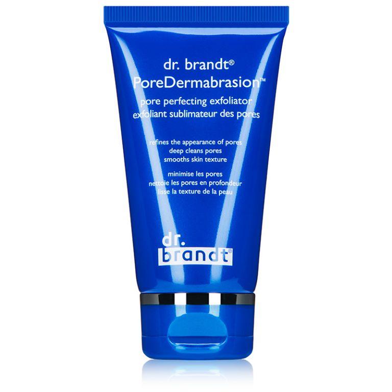 El nuevo tratamiento PoreDermabrasion es un exfoliante reductor de poros que permite reducir el tamaño de los poros, alisando y unificando a la vez la textura de la piel.