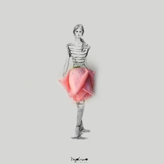 Rose Dress 2016