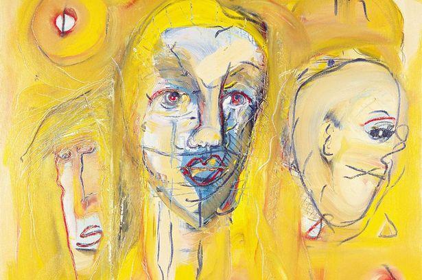 Sir-Paul-McCartney-artwork-called-Unspoken-Words