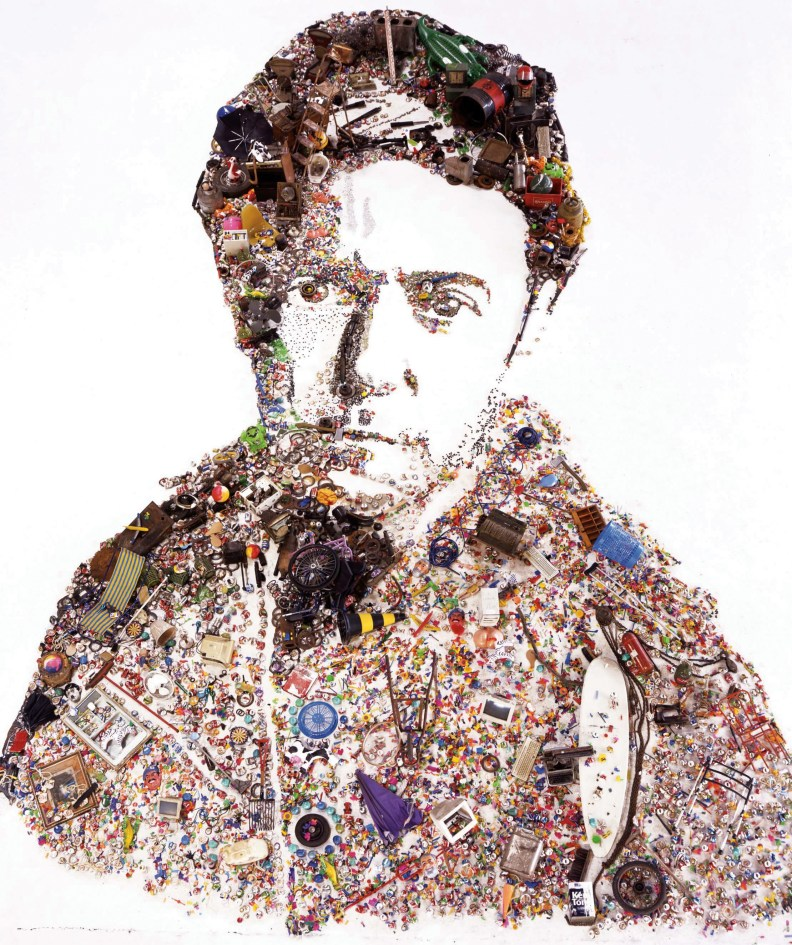 2005.288 Muniz Self Portrait