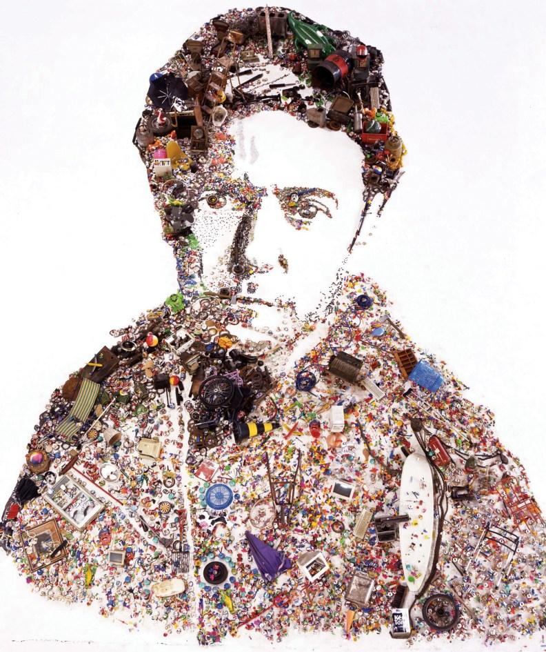 2005.288 Muniz Self Portrait