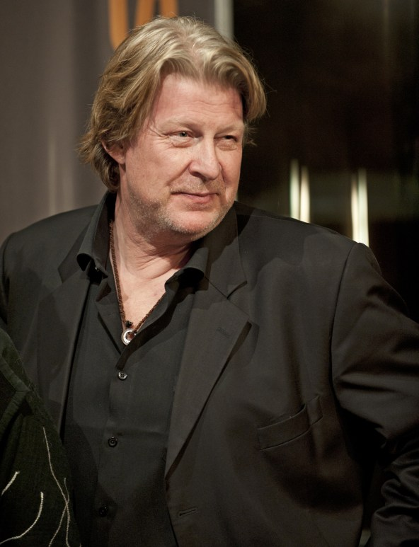 Rolf Lassgård, el verdadero Ove.