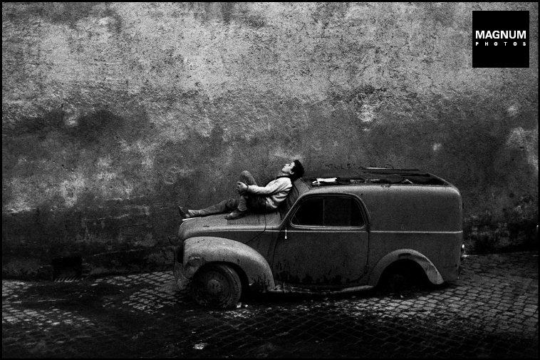 ITALY. Rome. 1962.