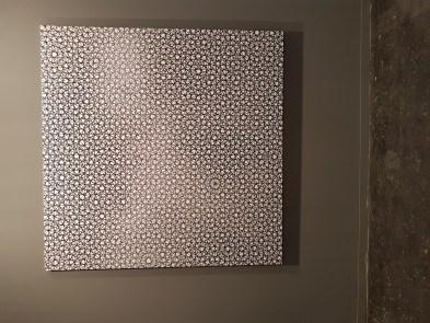 Obra de Gregor Hildebrandt (2017) de Gregor Hildebrandt, en galería Casado Santapau.