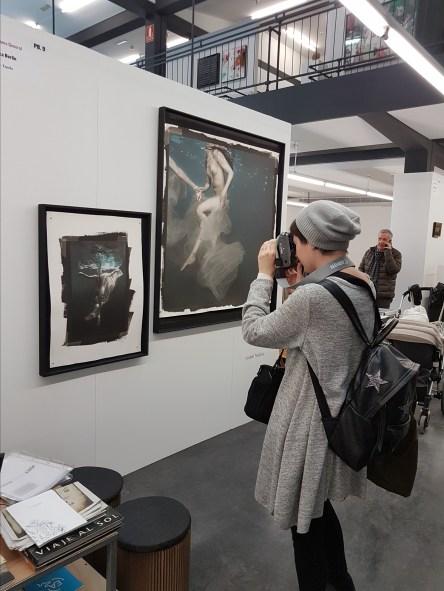 Fotografías de Isabel Muñoz, en Blanca Berlín.