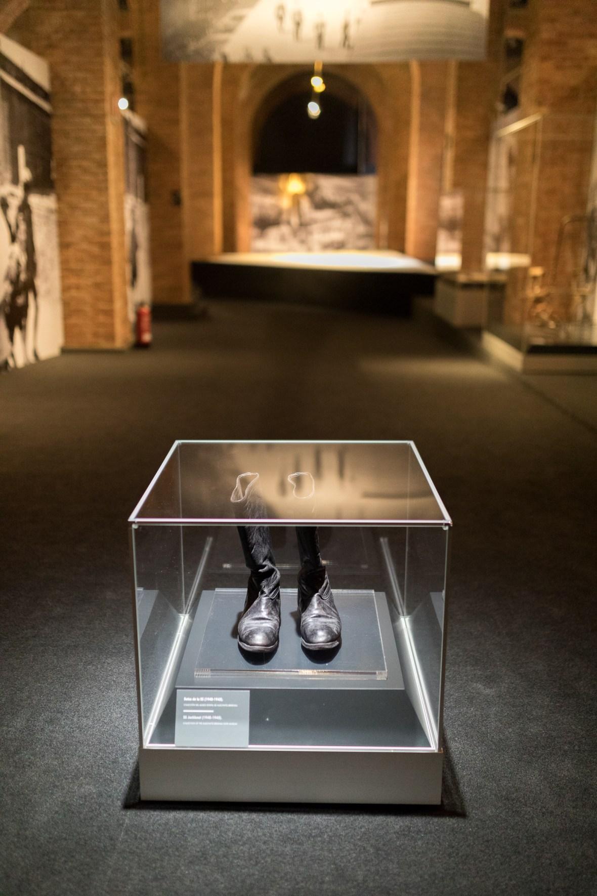 5.- Vista de la exposición, @Jesús Varillas, cortesía Musealia