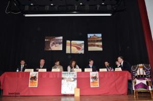 Alejandro Gardel entrega premios Huerta del Rey