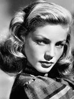 mi morena foto de Lauren Bacall de Hollywood dorado