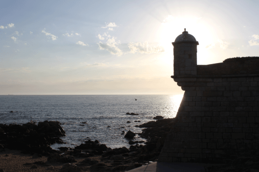 Oporto, Porto, Matosinhos, Castelo do Queijo
