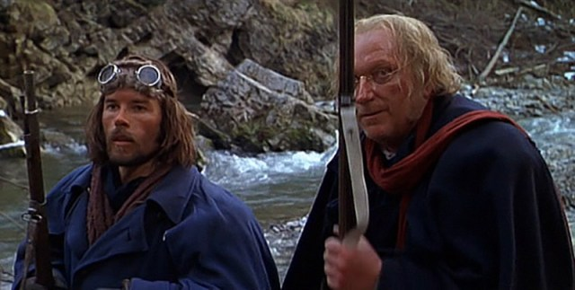 Ravenous Guy Pearce y Jeffrey Jones