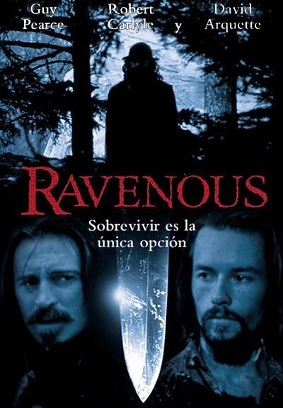 Ravenous poster cartel