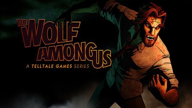 A wolf among us el videojuego del cómic de Fábulas