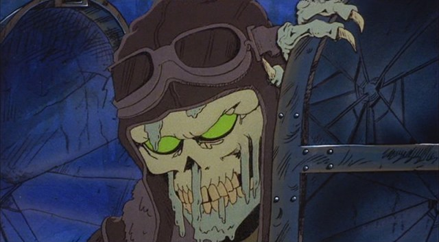 Heavy Metal b17 Zombies Dan O'Bannon