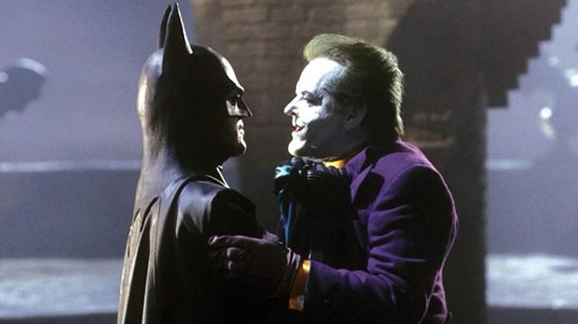 Batman Joker Tim Burton
