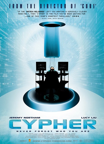 Cypher 2002 de Vincenzo Natali