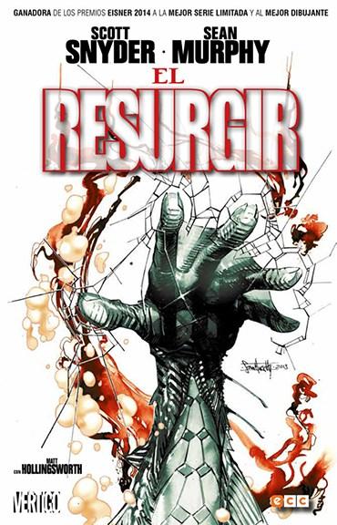 El Resurgir Scott Snyder Sean Murphy Vertigo