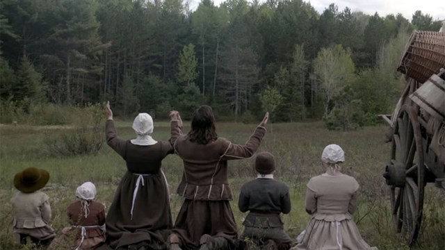 La bruja The Witch 2015 El bosque