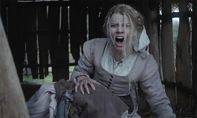 Anya Taylor en 'La Bruja' (The Witch 2015)