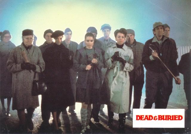 Muertos y enterrados, el pueblo. Las crónicas de Deckard.