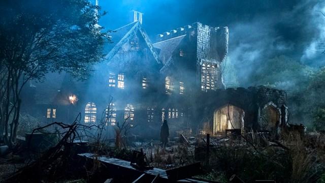 La maldición de Hill House, la mansion. Las Crónicas de Deckard