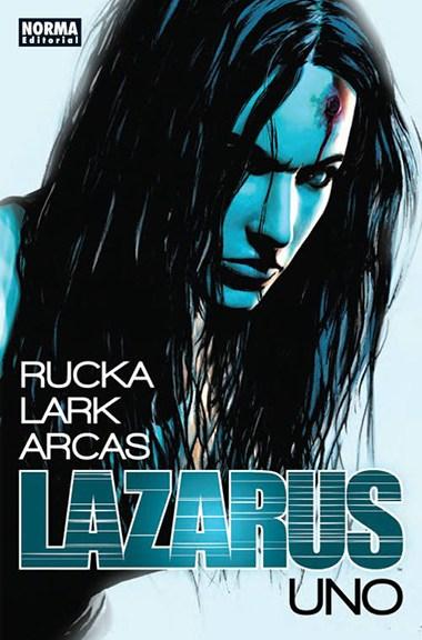 Lazarus Volumen 1 Greg Rucka Norma Editorial Las crónicas de Deckard