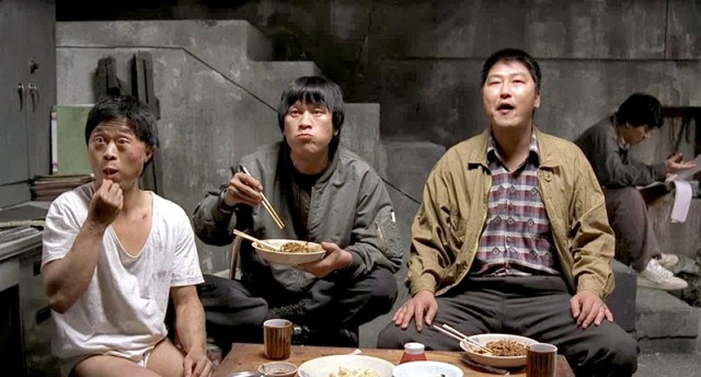 Memories of Murder 2003 Thriller y Comedia.
