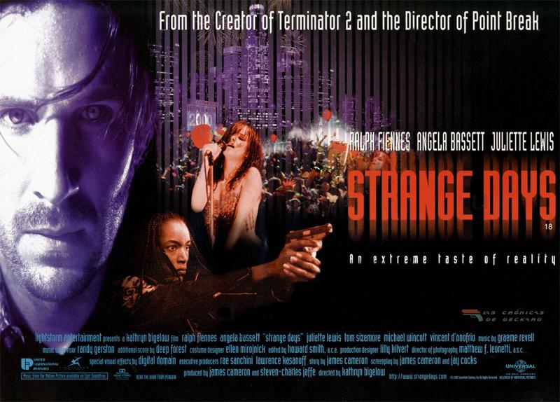 Dias extraños Poster Crítica Las Crónicas de Deckard