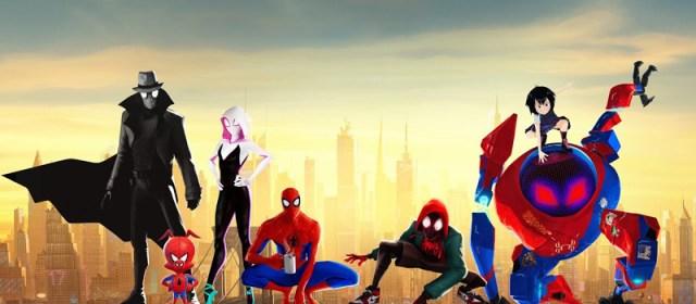 Spider-Man: Un nuevo Universo. LAs diferentes versiones de Spideys.