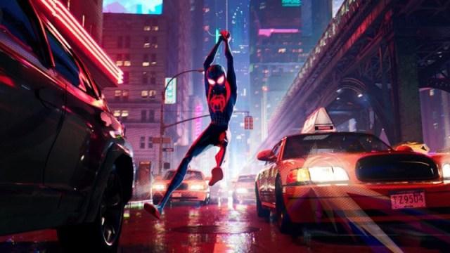 Spider-Man: Un nuevo Universo. Miles Morales en las calles de Nueva York.