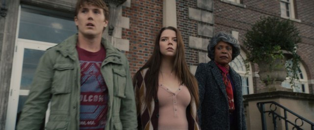 Glass Spencer Treat Clark, Anya Taylor-Joy, Charlayne Woodard