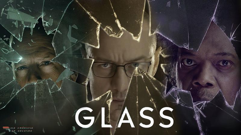 Glass Película Las Crónicas de Deckard