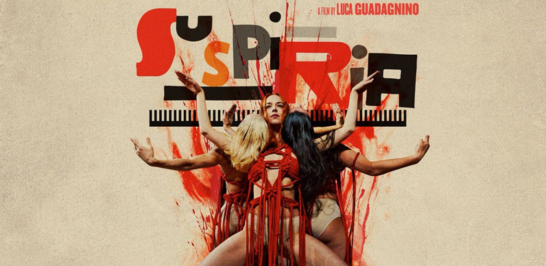 Suspiria 2018 Movie Poster
