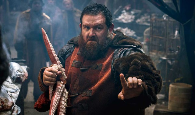 Nick Frost Bajie Into The Badlands